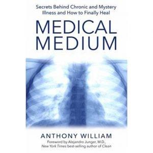 Medical Medium Book Anthony William