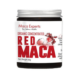 Seleno Health Concentrated Red Maca 20G