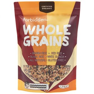 Forbidden Whole Grains 1.25KG
