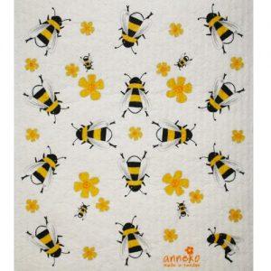 Anneko Dishcloth – Bees