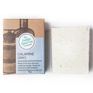 Australian Natural Soap Company Calamine Zinc 100G