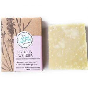 Australian Natural Soap Company Luscious Lavender Soap 100G