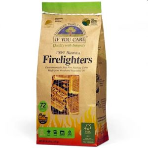 If You Care Firelighters 72Pc