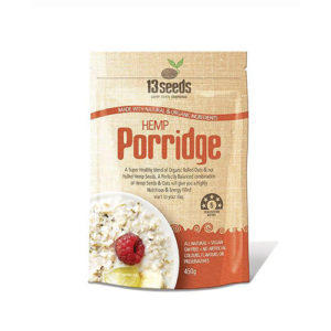 13 Seeds Hemp Porridge 450G
