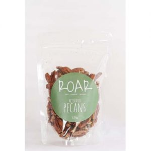 Roar Activated Pecans 150G
