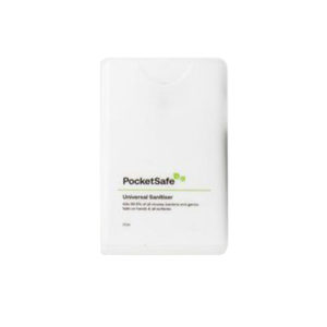 Pocketsafe Universal Sanitizer 200+ Sprays 17ml