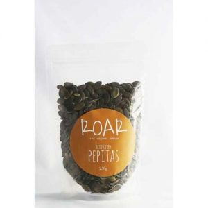 Roar Activated Raw Pepitas 250G