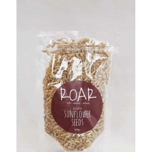Roar Activated Sunflower Seeds 250G