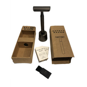 Organic Nation Old School Safety Razor Set