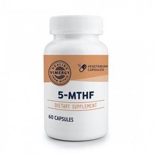 Vimergy 5-MTHF – 60 Capsules