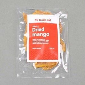 Trade Aid Mango Dried 100G