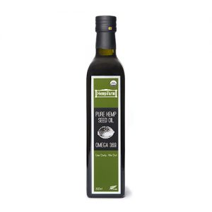 Hemp Farm Pure Hemp Seed Oil 500ML