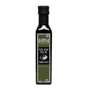 Hemp Farm Pure Hemp Seed Oil 250ML