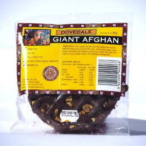 Dovedale Giant Afghan 80G