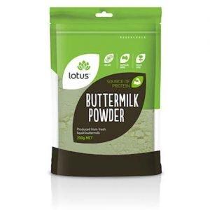 Lotus Buttermilk Powder 250G