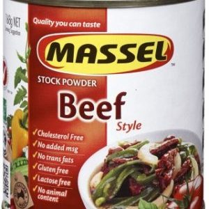 Massel Beef Style Stock 168G