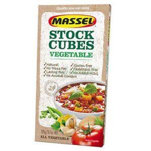 Massel Stock Cubes Vegetable 105G