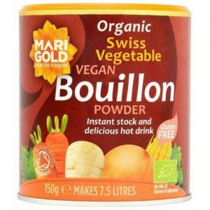 Marigold Bouillon Vegan Organic 150G