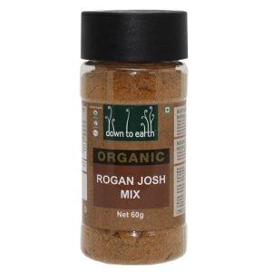 Down To Earth Organics Rogan Josh Mix 60G