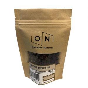 Organic Nation Hawthorn Berries 50G