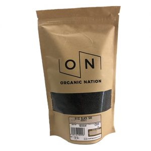 Organic Nation Black Rice 500G