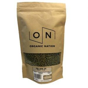 Organic Nation Mung Beans 100G