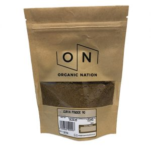 Organic Nation Cumin Powder 90G