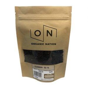 Organic Nation Elderberry Tea 90G