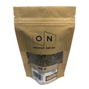 Organic Nation Sage 50G
