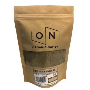 Organic Nation Hemp Protein Powder 200G
