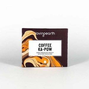 Loving Earth Coffee Kapow Chocolate 45G
