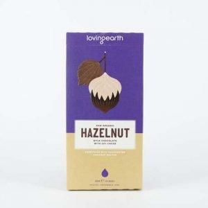 Loving EarthHazelnut Mylk Chocolate 80G