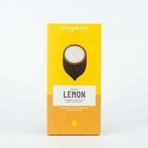 Loving Earth Lemon Caramel Cheesecake 80G